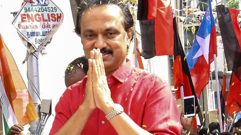Stalin stakes claim to form next govt in TN