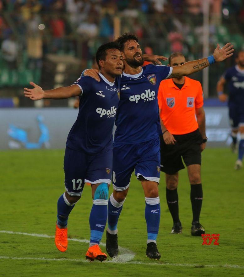 Chennaiyin crush FC Goa to enter ISL final