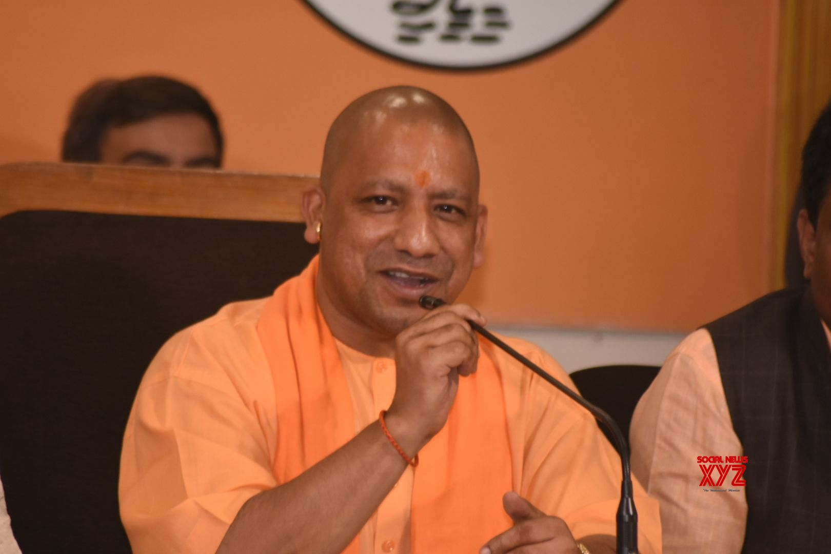 Yogi's office in Lucknow to be made bulletproof