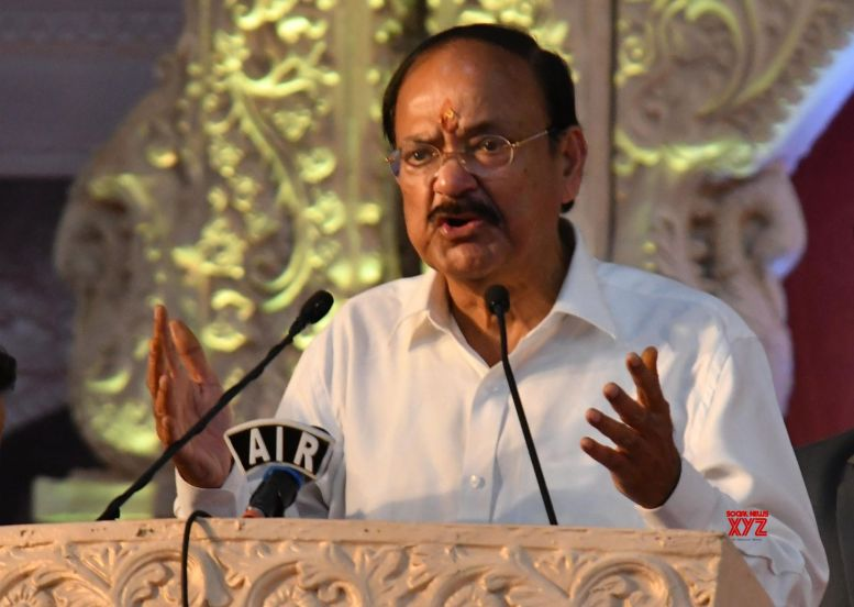 Time to evolve a collective conscience for proper functioning of RS: Venkaiah Naidu