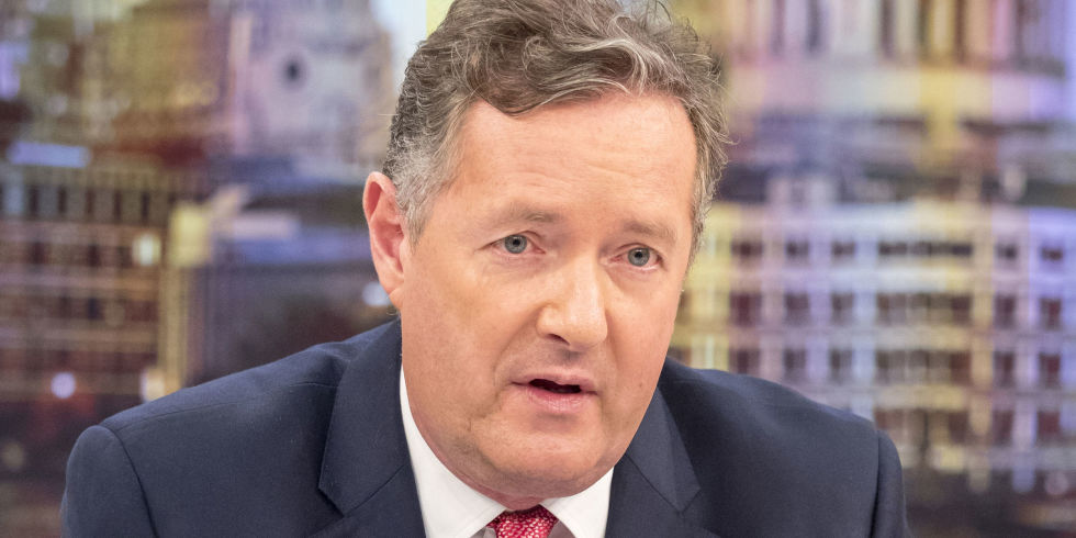 Piers Morgan blasts Jesy Nelson for her tattoo
