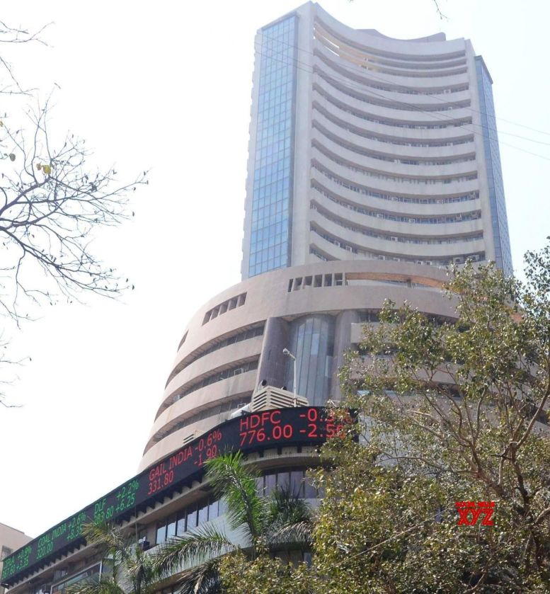 Equity indices open in green, Sensex up 150 points