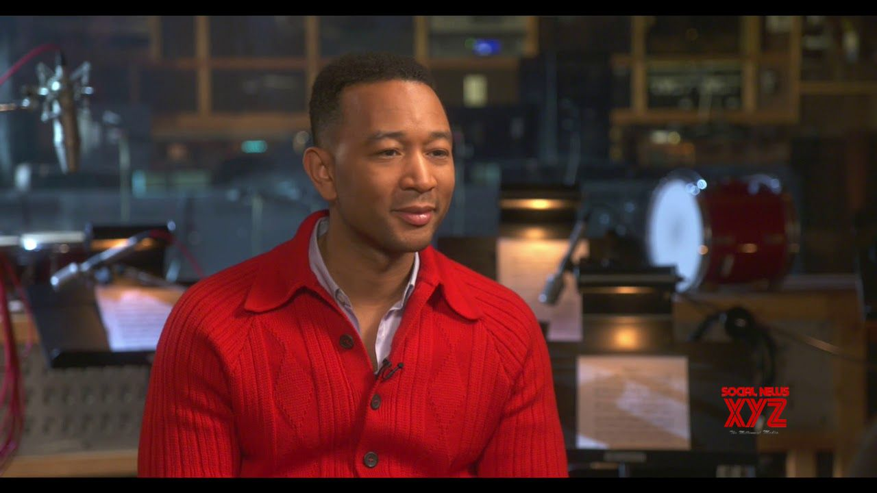 John Legend joins 'The Voice' season 16 as coach