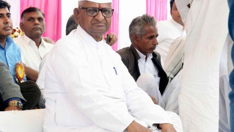 Contract given to kill me: Anna Hazare tells court