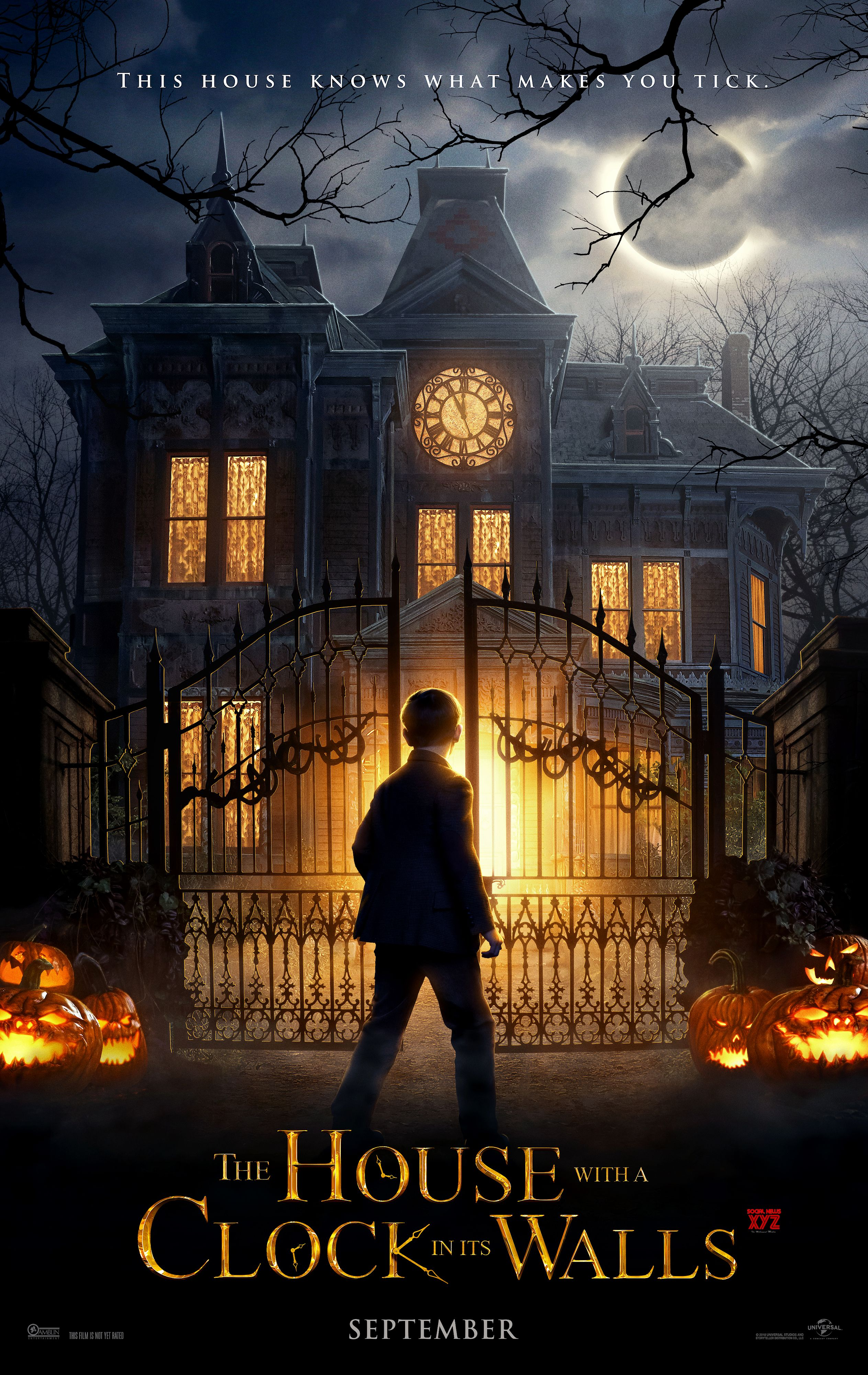 the trailer also shows some halloween goodness two jack black halloween movies this year be still my heart