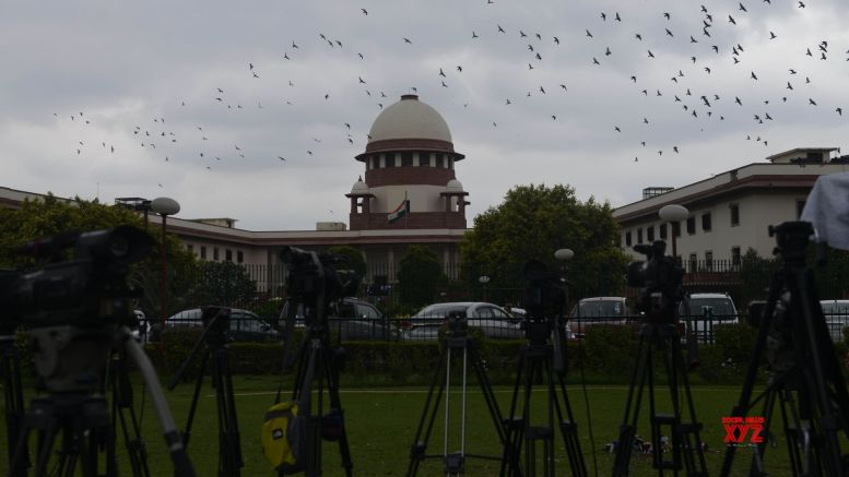 AP govt withdraws plea in SC against stay on Amravati 'land scam' probe