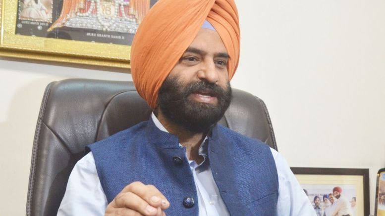 Akali Dal against Kamal Nath becoming as MP CM