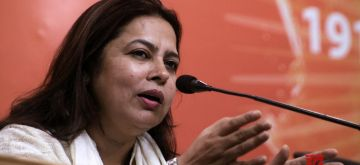 BJP MP Meenakshi Lekhi. (File Photo: IANS)