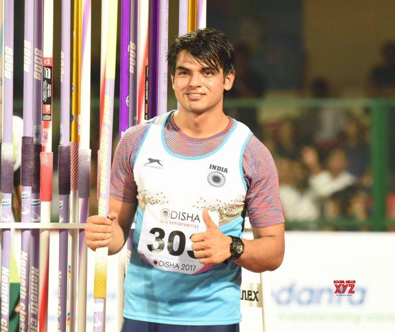 Javelin thrower Neeraj to be India's flag-bearer at Asiad