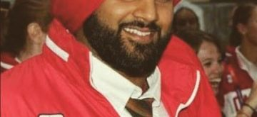 Arjan Singh Bhullar is planning to wear a turban at the Ultimate Fighting Championship on Vaisakhi, April 14, 2018, in Glendale, US,  as a show of pride in his Sikh faith and traditions. (Photo: National Sikh Campaign)