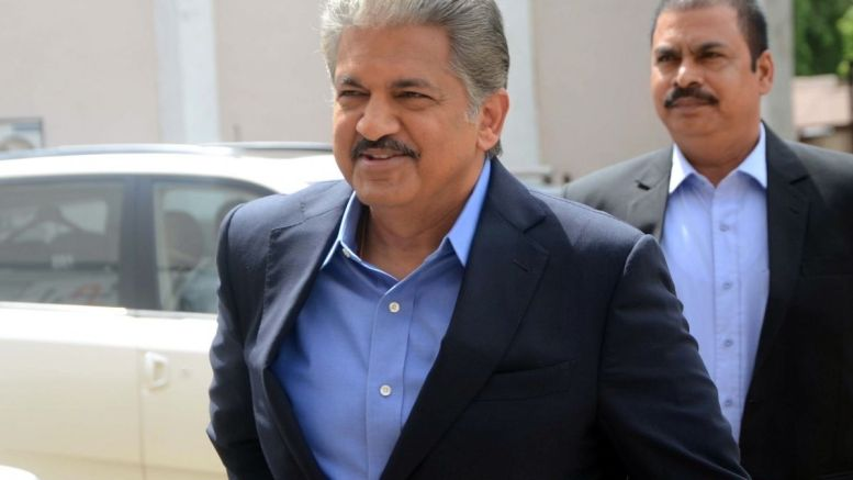 India Inc will rise to the occasion, asserts Mahindra