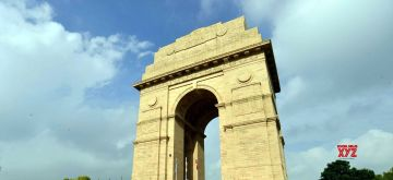 India Gate. (File Photo: IANS)