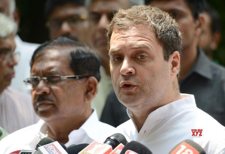 Anil Antony to handle Rahul's Wayanad Twitter account