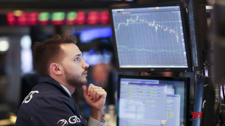 US stocks end lower on tech sector weakness