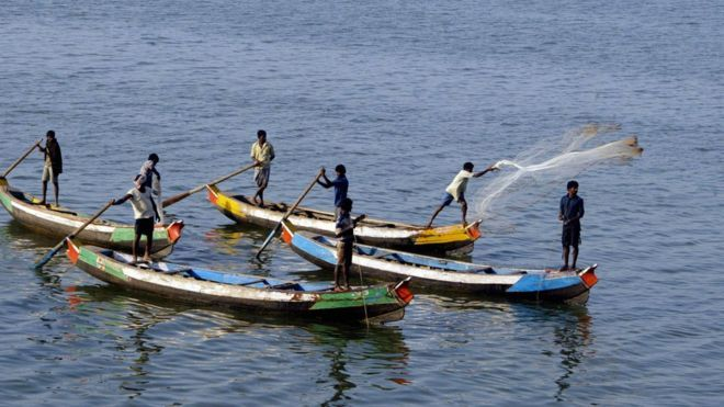 22 killed in Andhra launch capsize, 12 bodies fished out
