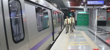 Delhi Metro. (File Photo: IANS)