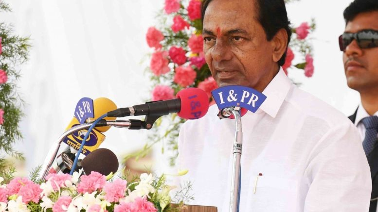 Telangana Government plans to allot land to its political parties
