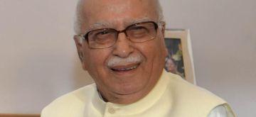 L K Advani. (File Photo: IANS)
