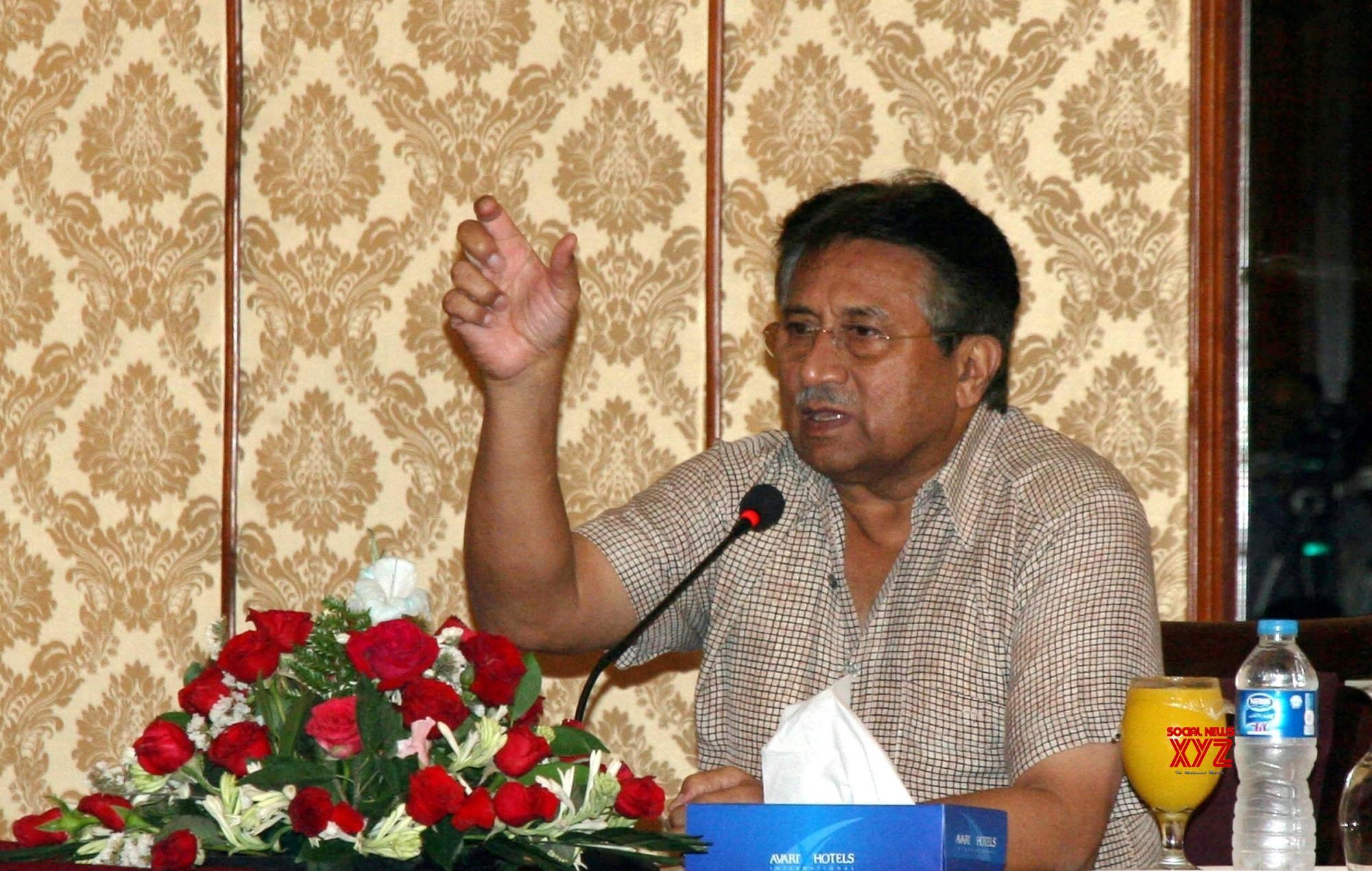 Musharraf moves SC against high treason case verdict