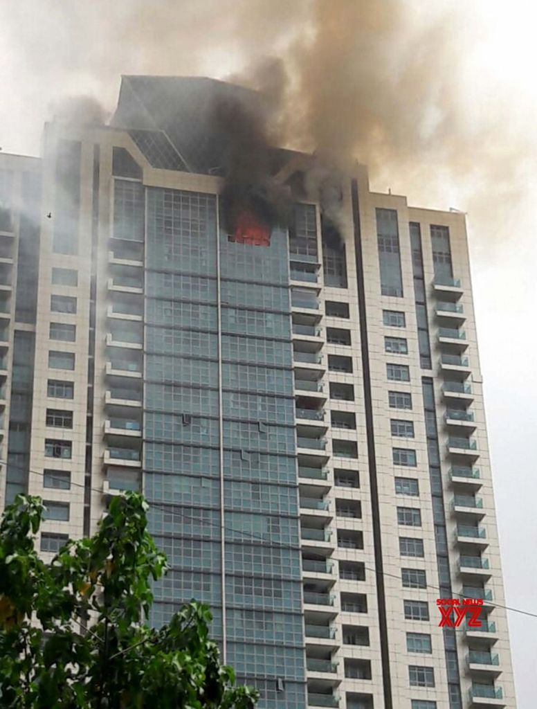 90 shifted from blazing Mumbai tower, Deepika Padukone is safe