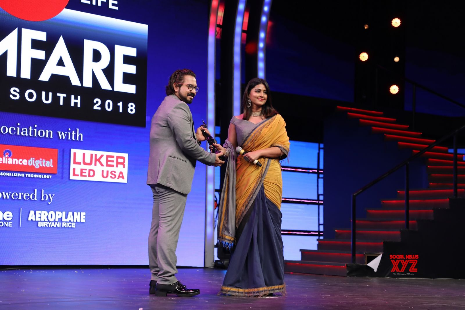 65th Jio Filmfare Awards South 2018 HD Gallery