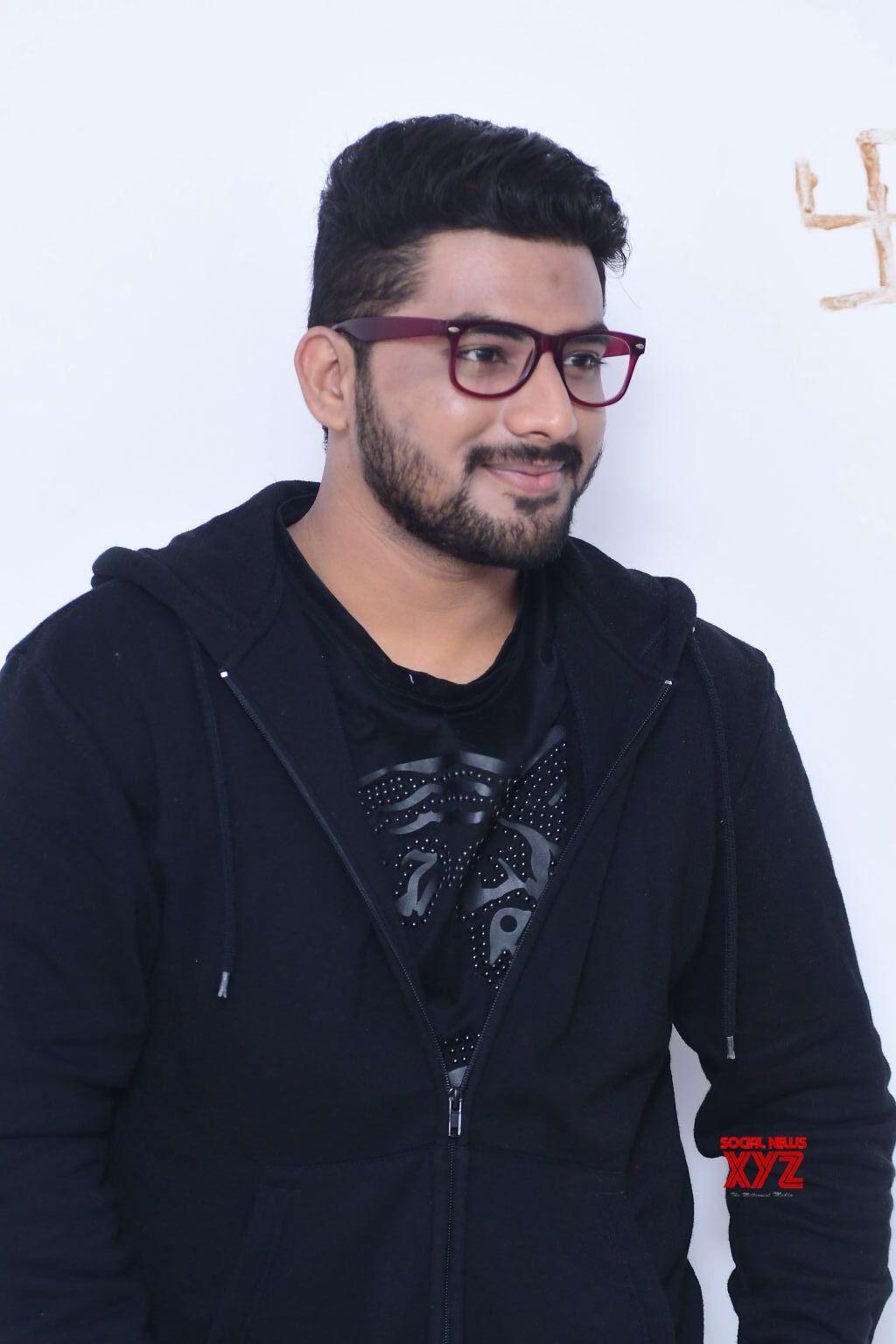 Hero Homanad Interview Stills