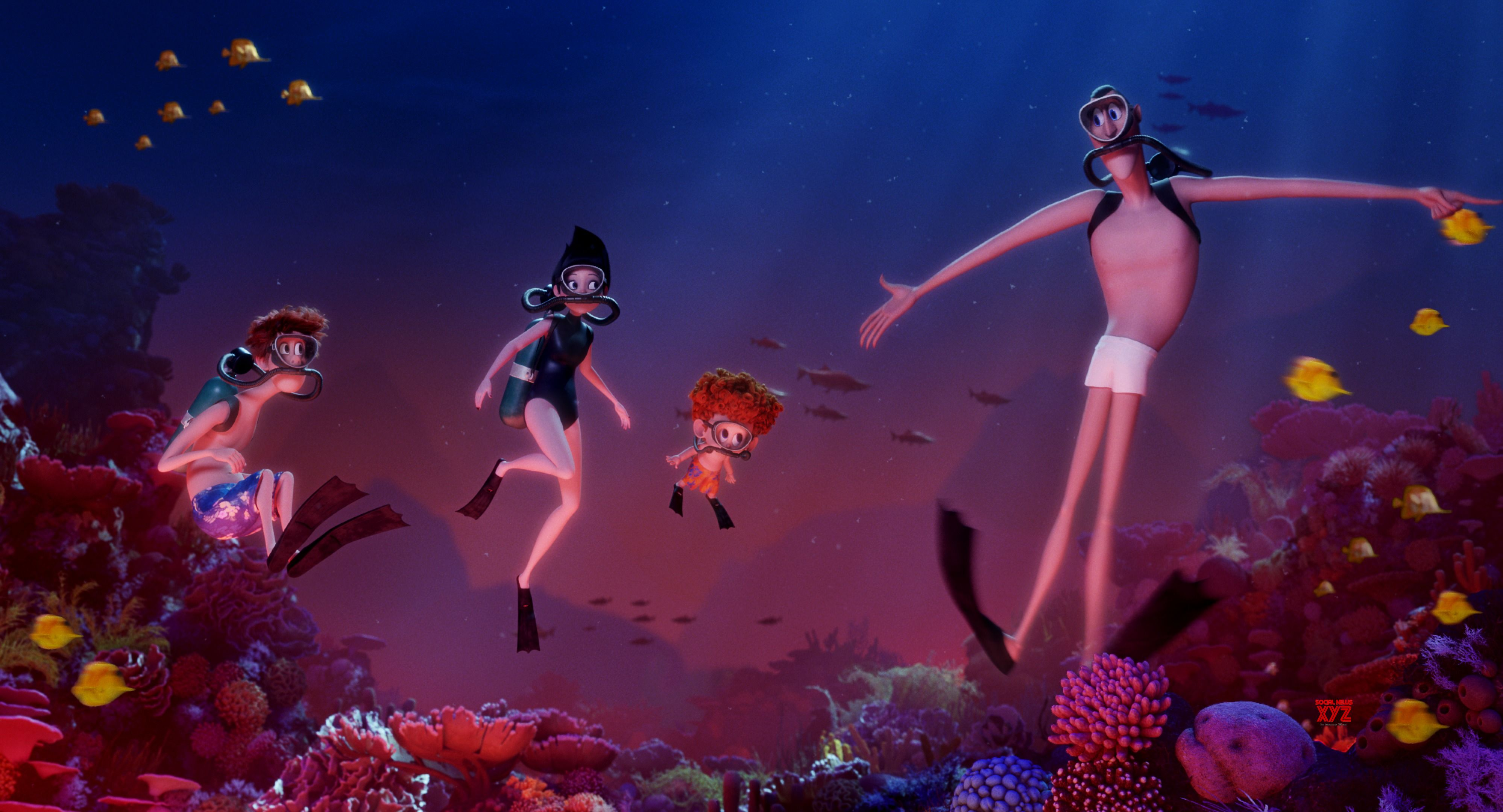 Hotel Transylvania 3 Summer Vacation Movie Review