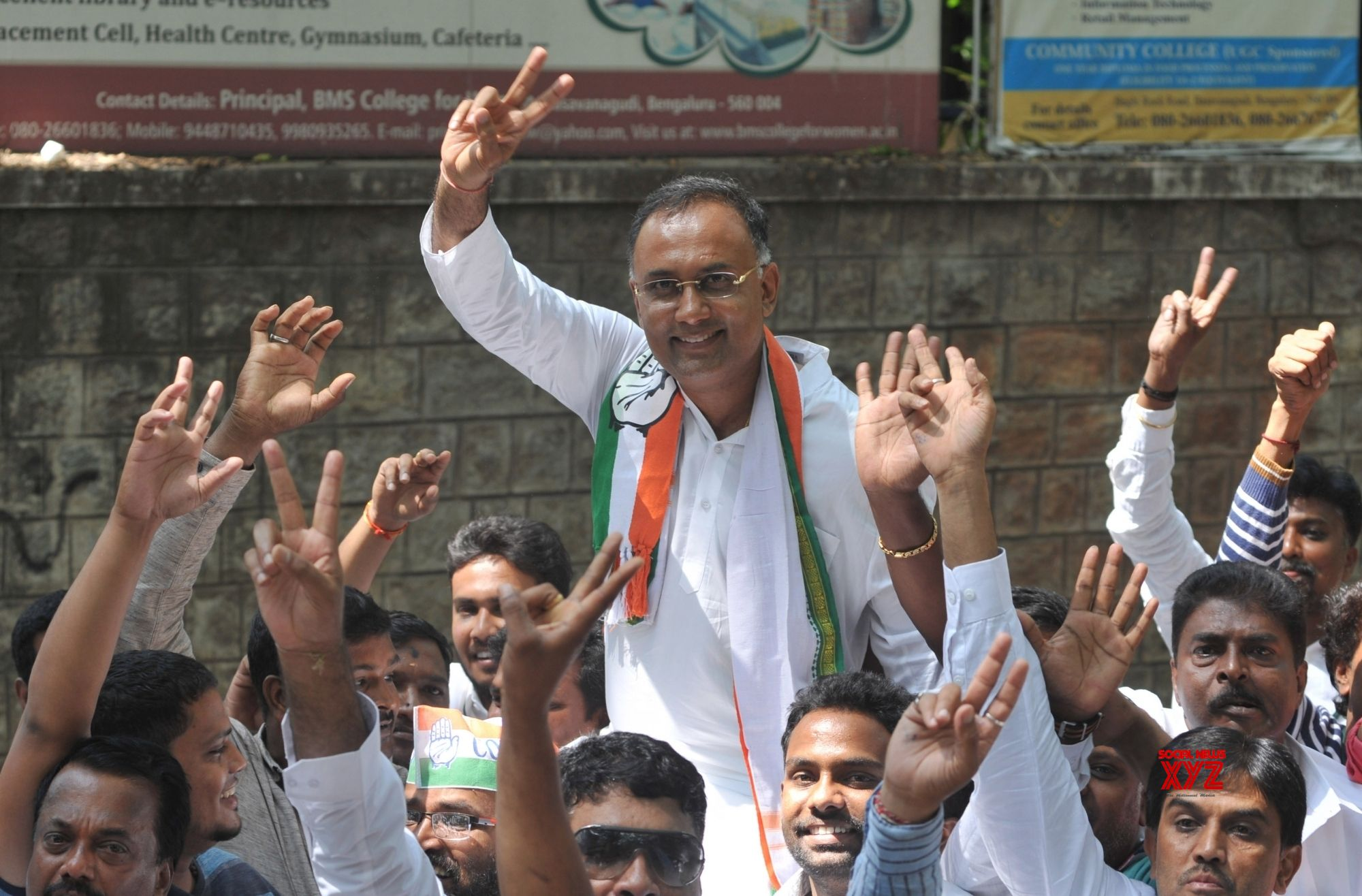 Gundu Rao takes over as Karnataka Congress chief