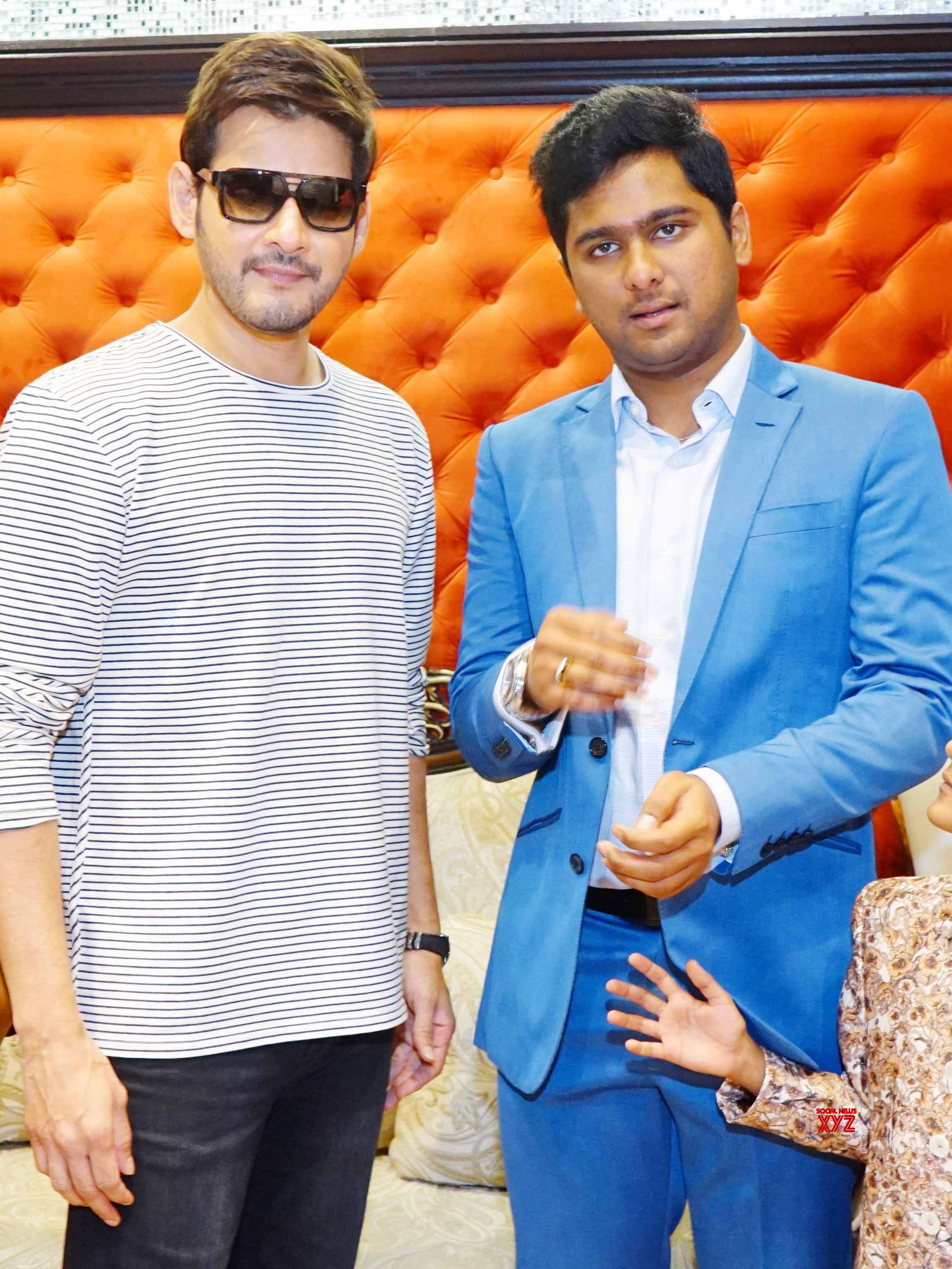 Super Star Mahesh Babu Experience The Chennai Silks' multi