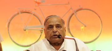 Samajwadi Party chief Mulayam Singh Yadav. (File Photo: IANS)