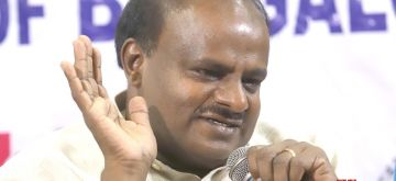 HD Kumaraswamy. (File Photo: IANS)