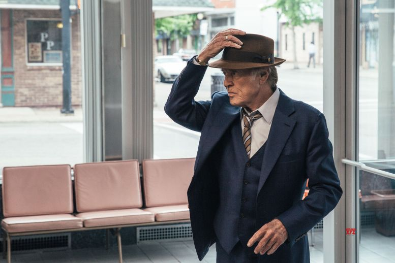 Redford's 'The Old Man...' gets India release date