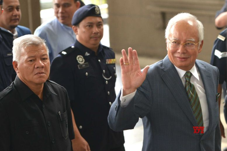 Najib Razak to go on trial over 1MDB corruption charges