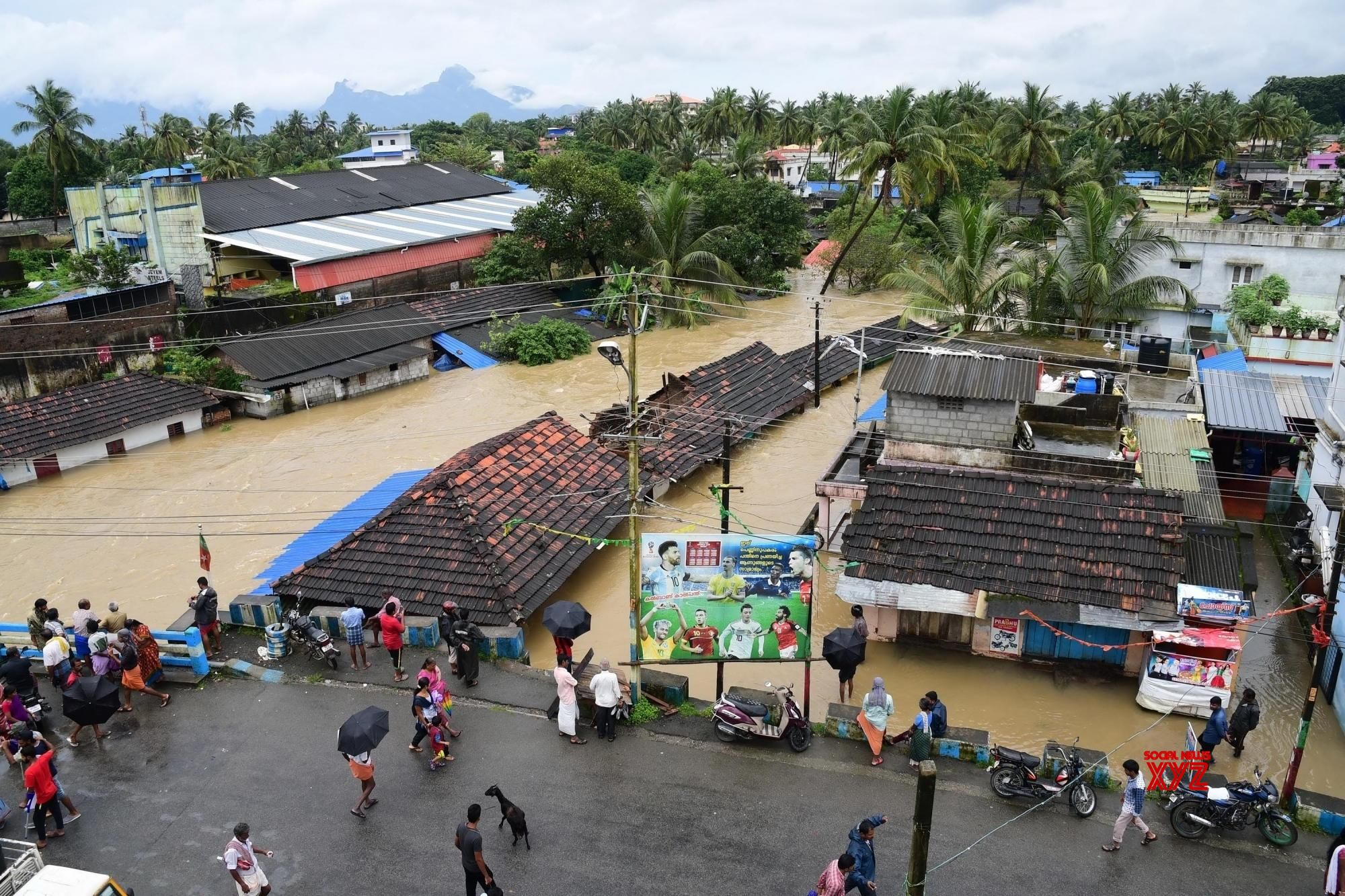 Kerala seeks Army help, flood toll is 24