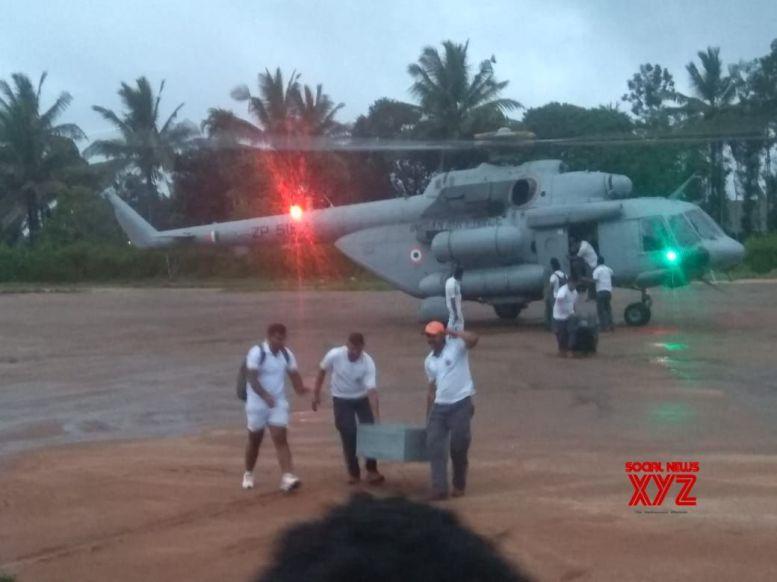 Rains intensify, all 5 floodgates of Idukki dam opened
