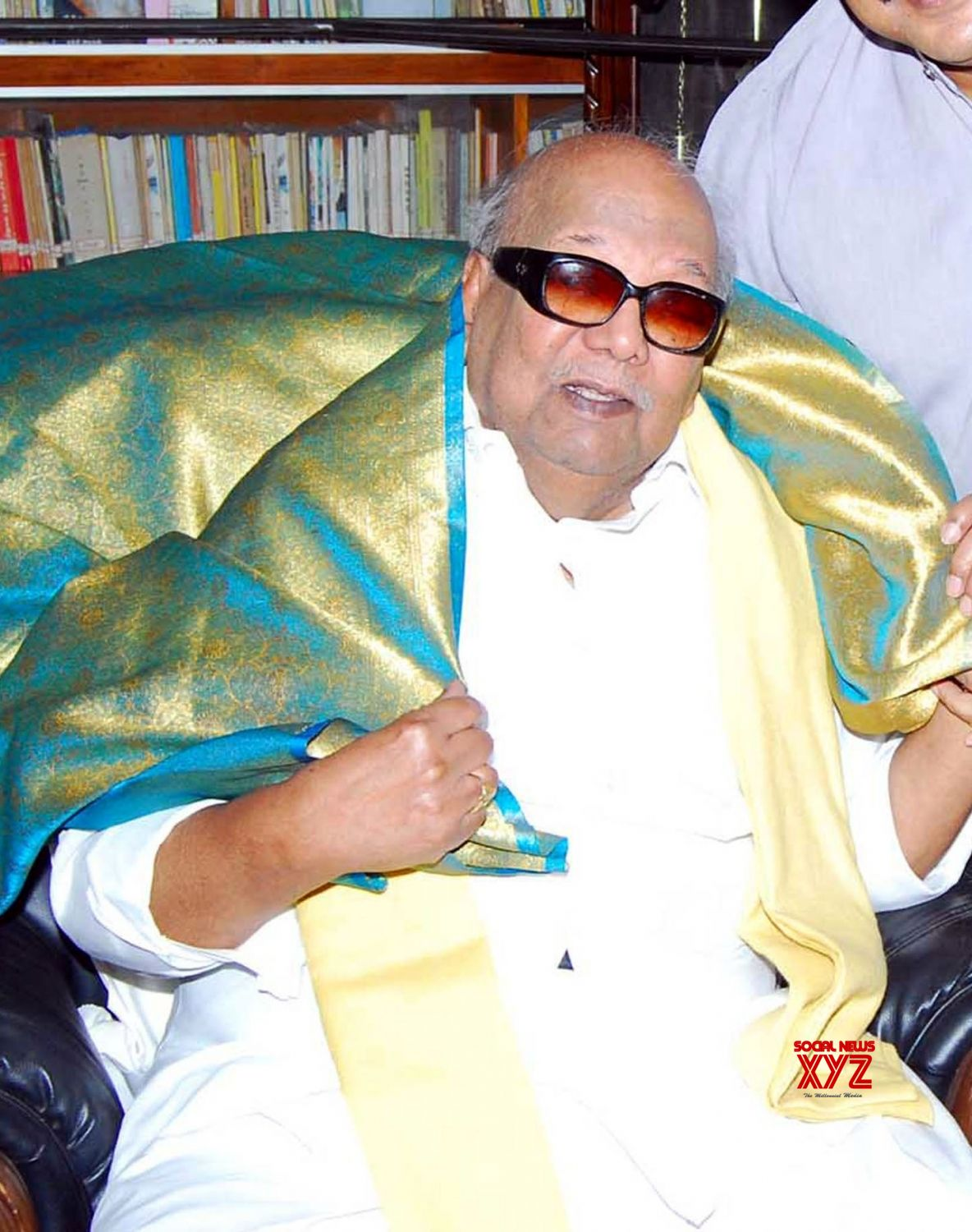 M. Karunanidhi. (File Photo: IANS)