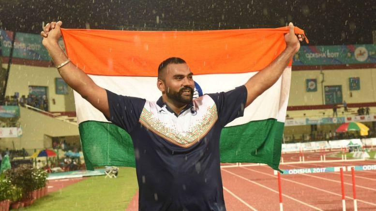 Shot putter Tejinder, 1500m runner Jinson out of Doha Worlds