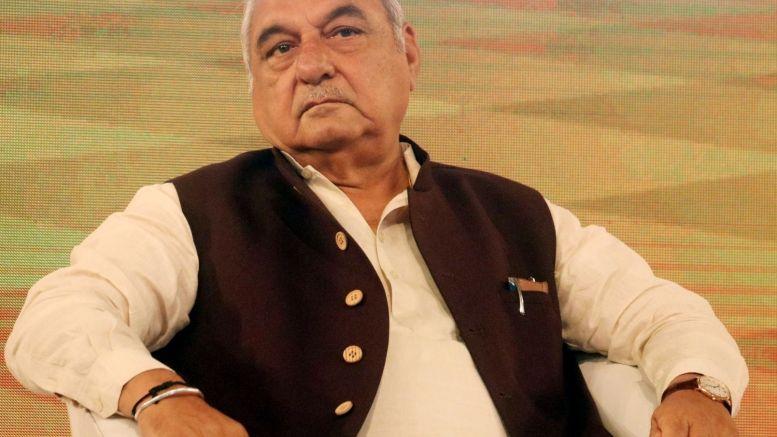ED questions ex-Haryana CM Hooda in land scam case