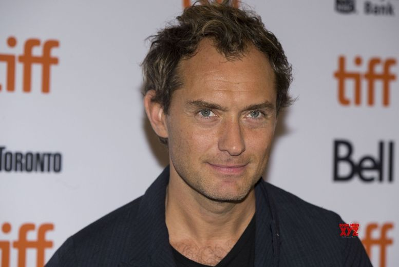 Jude Law thrilled to enter Marvel Cinematic Universe