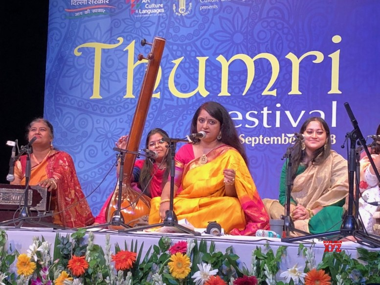 Thumri festival kicks off, renowned vocalists mesmerise
