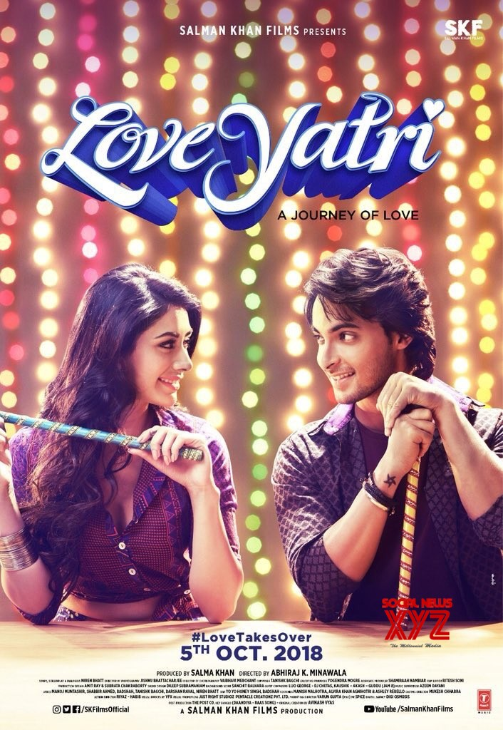 'Love Yatri': A lacklustre romance (IANS Review, Rating: **)