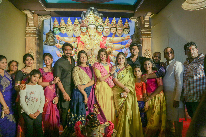 Actress Lakshmi Manchu HD Stills From OMG Association's