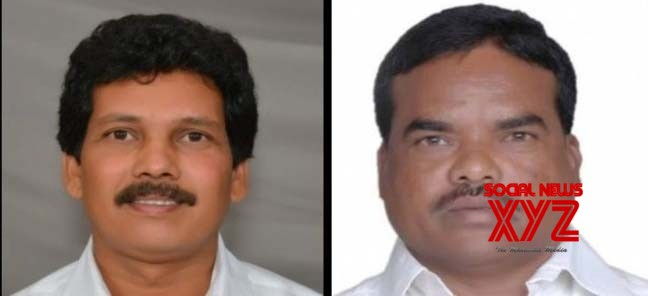Visakhapatnam: TDP MLA K. Sarveswara Rao (L) and former MLA Siveri Soma (R), who were gunned down by Maoists in Andhra Pradesh's Visakhapatnam district, on Sept 23, 2018. The incident occurred near Thutangi village, about 125 km from coastal city of Visakhapatnam, when the Maoists attacked Rao and former MLA Siveri Soma while they were attending a programme in Araku. (File Photo: IANS)