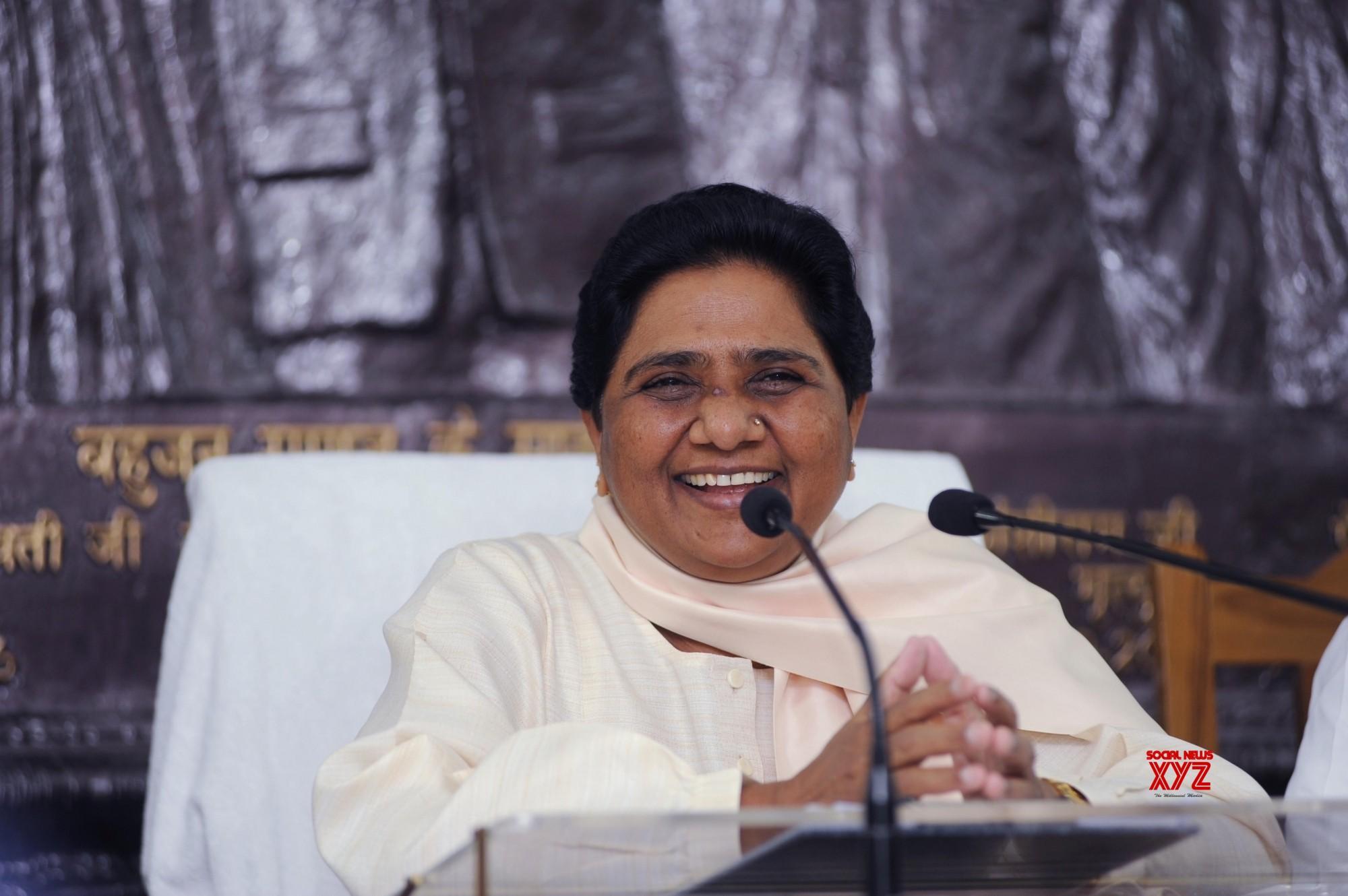 No lavish birthday for Mayawati this year