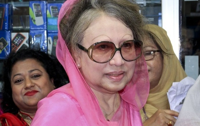 Not sure of Khaleda Zia's abroad treatment plans, say aides