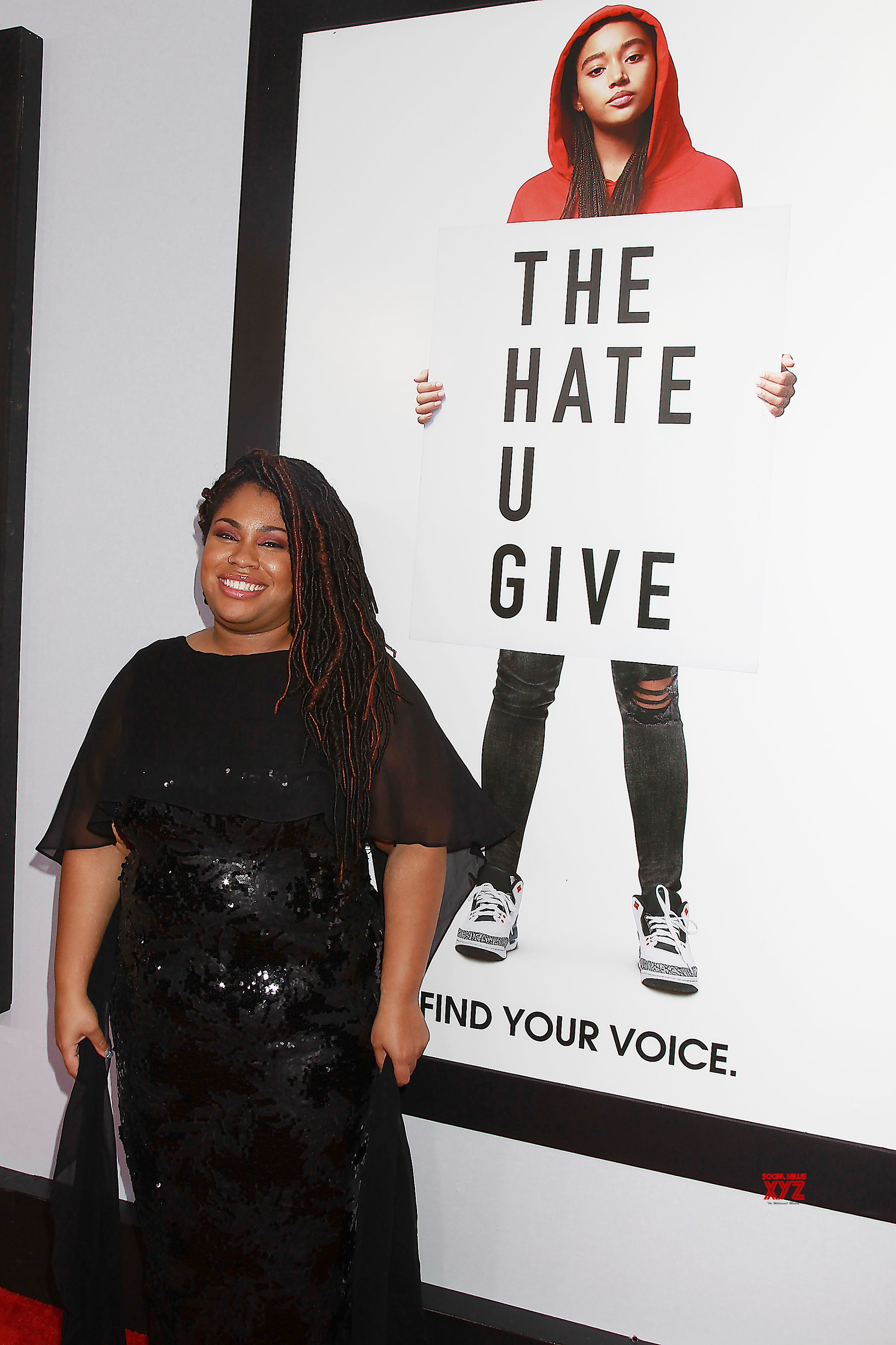 The Hate U Give Movie Ny Special Screening Hd Gallery Social News Xyz