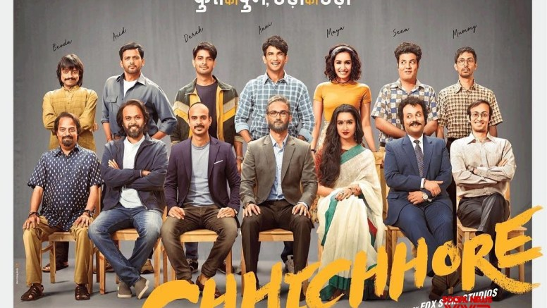 Chhichhore Review: A winner all the way (Rating: ***1/2)