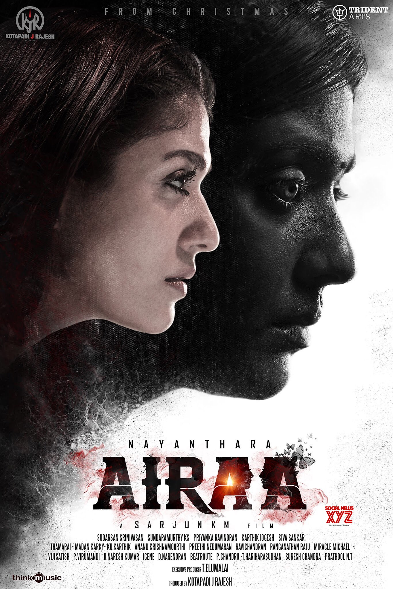 Airaa First Look and Posters