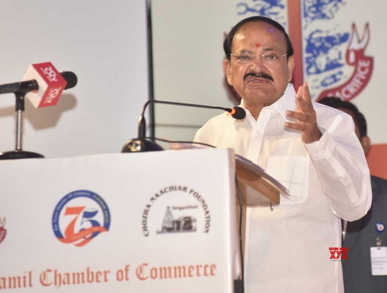 Chambers of commerce should be conscience keepers of private sector: Naidu