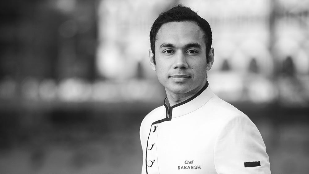 Saransh Goila working on dream project 'Sadak Chef'